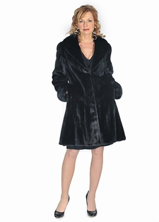 Ranch Mink Fur Jacket - Empire Style