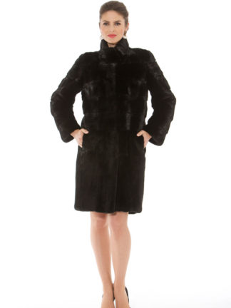Mink Coat - Ranch Mink - European Chic